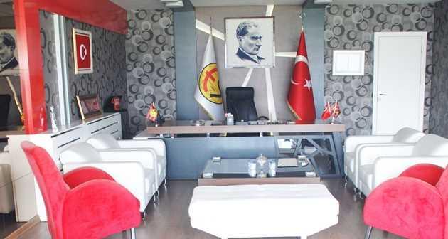 Eskişehirspor'un anahtarı valiye mi gidiyor!
