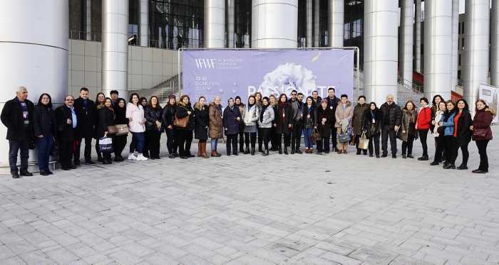 Eskişehir Haberleri: ETO üyeleri IF Wedding Fashion Fuarında 14
