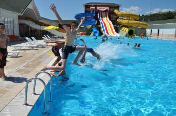 Termal Aquapark'A İlgi