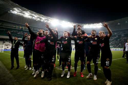 Eskişehirspor - Hatayspor